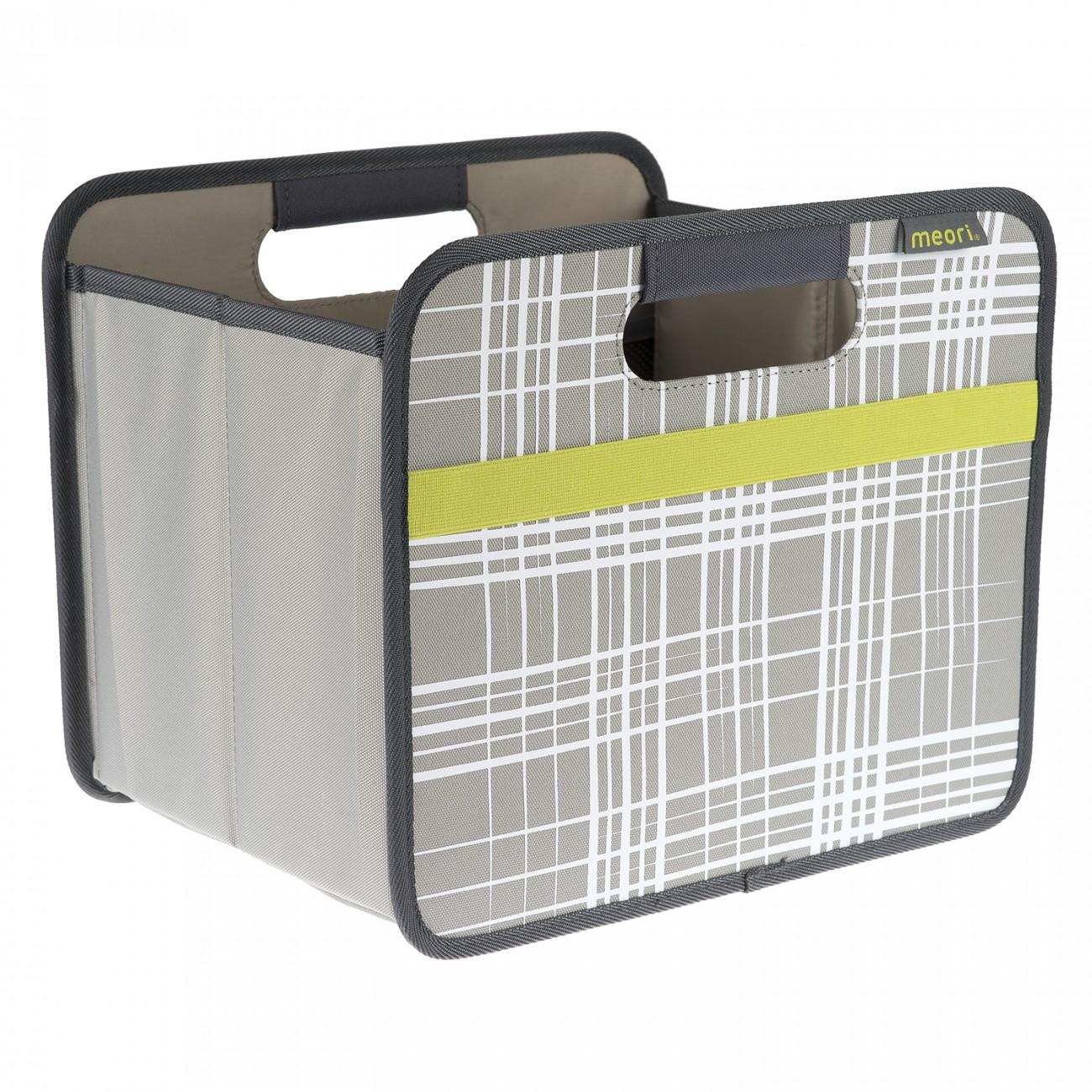 meori 15l mehrzweckbox f r ikea kallax expedit aufbewahrung faltbare kiste grau ebay. Black Bedroom Furniture Sets. Home Design Ideas